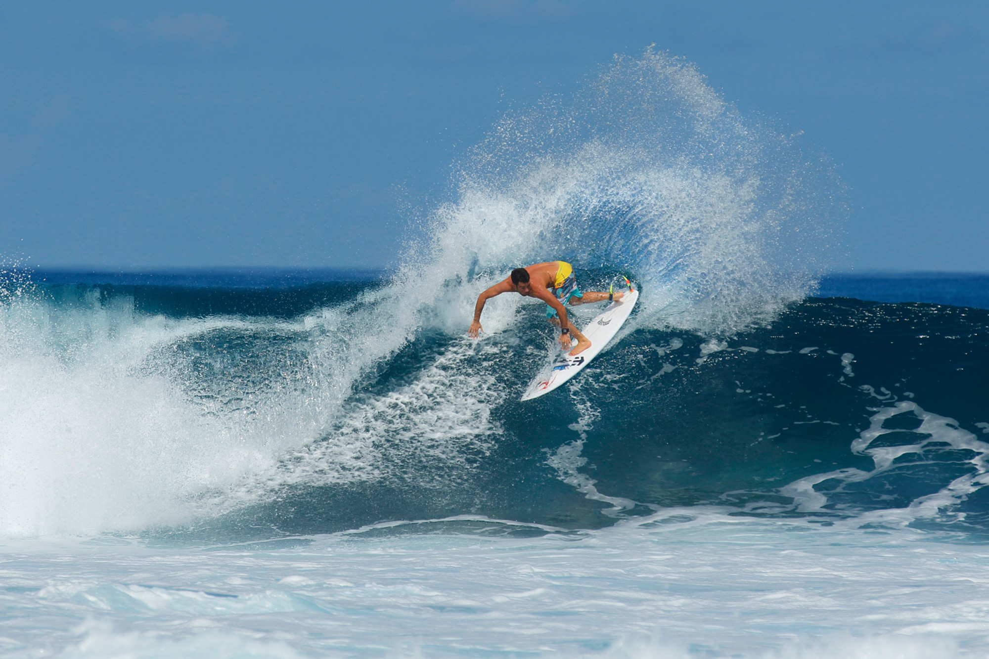MasonHo_surfing_Warbrick