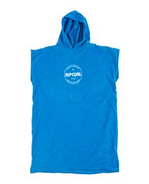 Boy Hooded Towel.