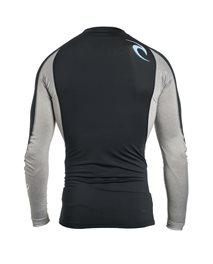 Wave Long Sleeve UV Tee Rash Vest