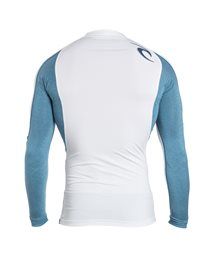 Tee-shirt de surf anti-UV  Wave Long Sleeve UV Tee Rash Vest