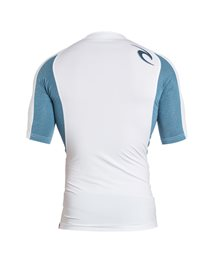 Tee-shirt de surf anti-UV  Wave Short Sleeve UV Tee Rash Vest
