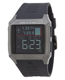 Rifles Ss Tide Gunmetal Watch