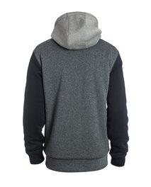 Wool Cutter Sherpa Zt Hooded