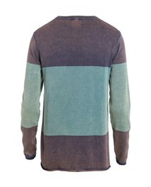 Overstripe Sweater