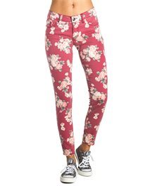 Flower Mix Denim
