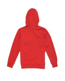 Slant Logo Hooded Fleece