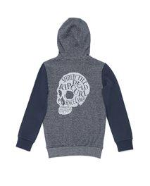 Head Skull Hz Fleece