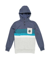 Crocker Hooded Fleece