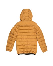 Color Down Jacket