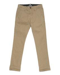 Pantalon Twister A