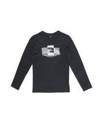 Double Frame Boy Ls Tee