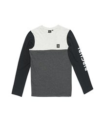 Undertown Panel Ls Tee