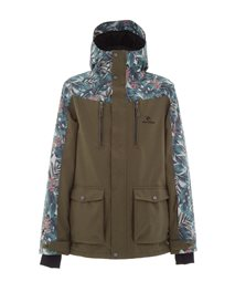 The Cabin Gum Jacket