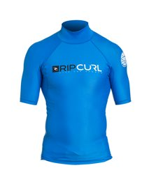 Shock Hi Collar Short Sleeve - UV  Surf Tees