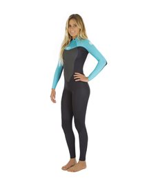 Womens Omega 3/2 BackZip