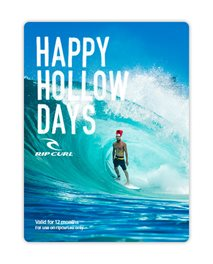 Mick's Happy Hollow Days eGift Voucher