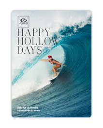 Tyler's Happy Hollow Days eGift Voucher