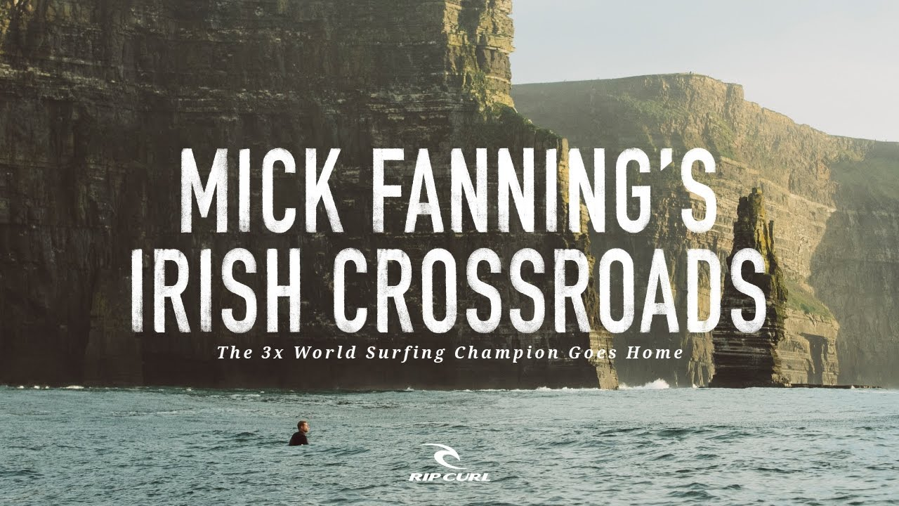 Mick Fanning's – Irish Crossroads
