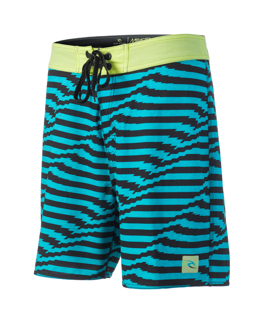 "Mirage Distort 18"""" Boardshort"