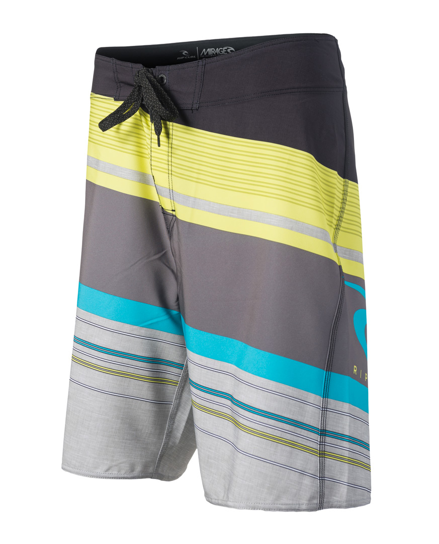 "Mirage Slanted 21"""" Boardshort"
