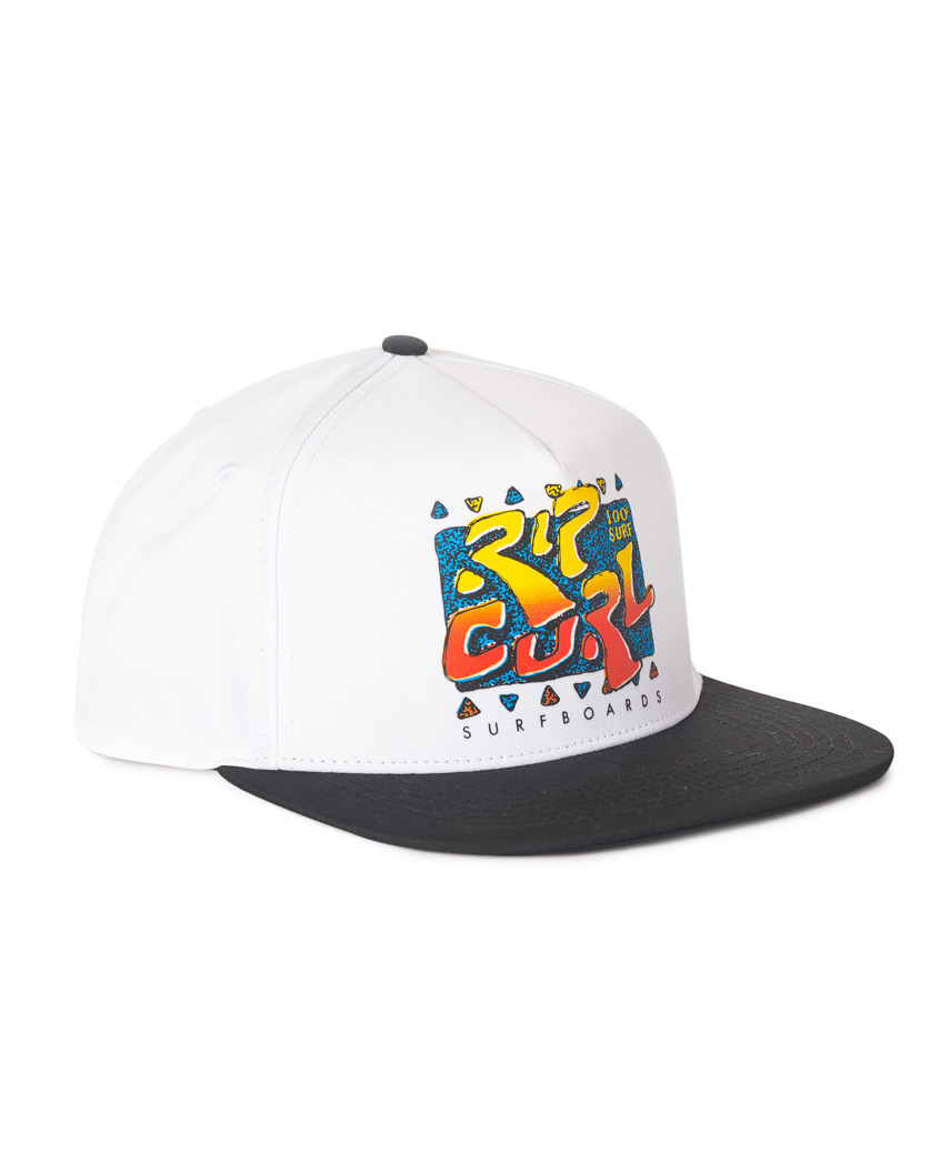 100% Rad Snap Back Cap