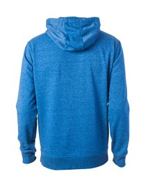 Hooded Diamond Fleece