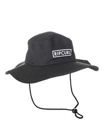 Undertow Wide Brim Hat