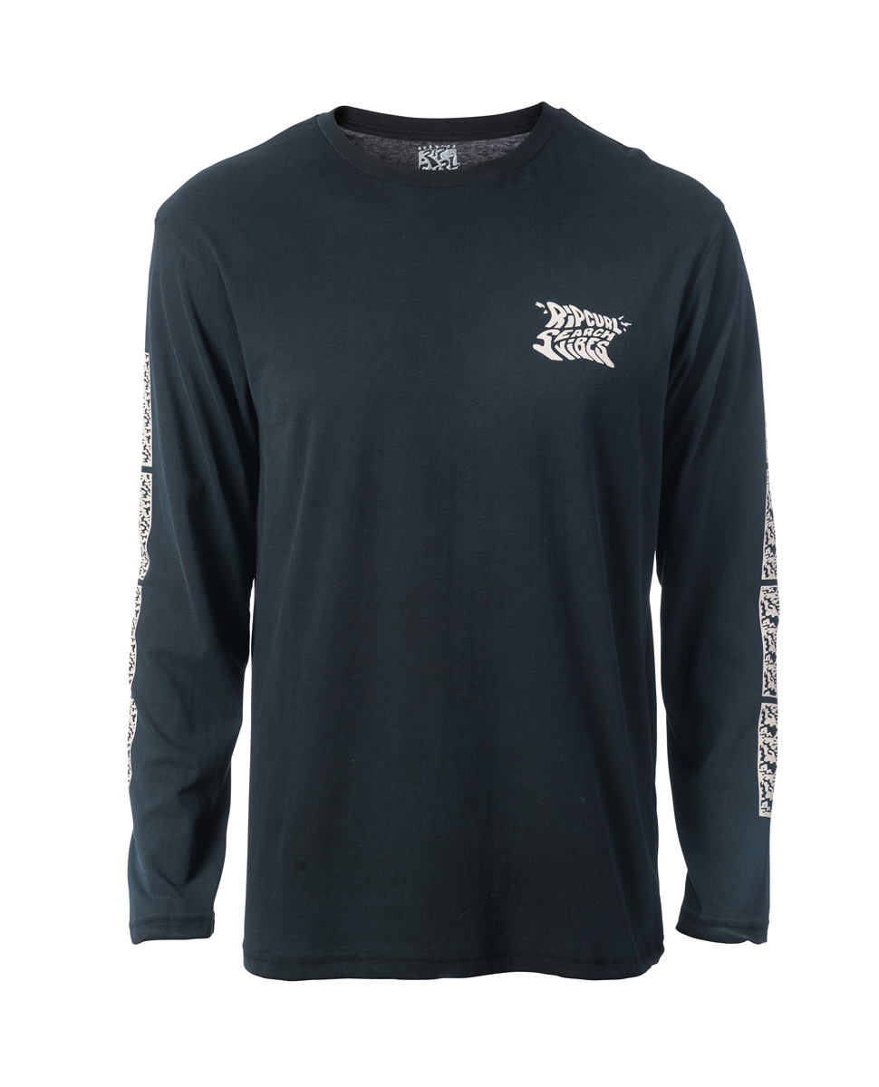 Search Vibes Ls Tee