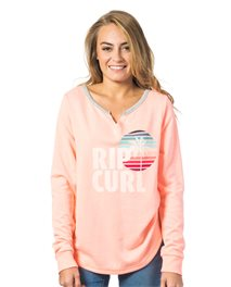 Sun And Surf V Neck Fleece