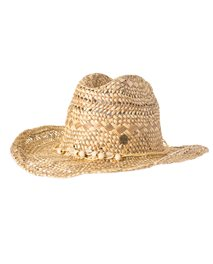 Salty Straw Cowgirl