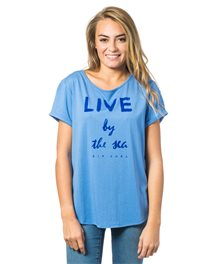 Live By The Sea Tee
