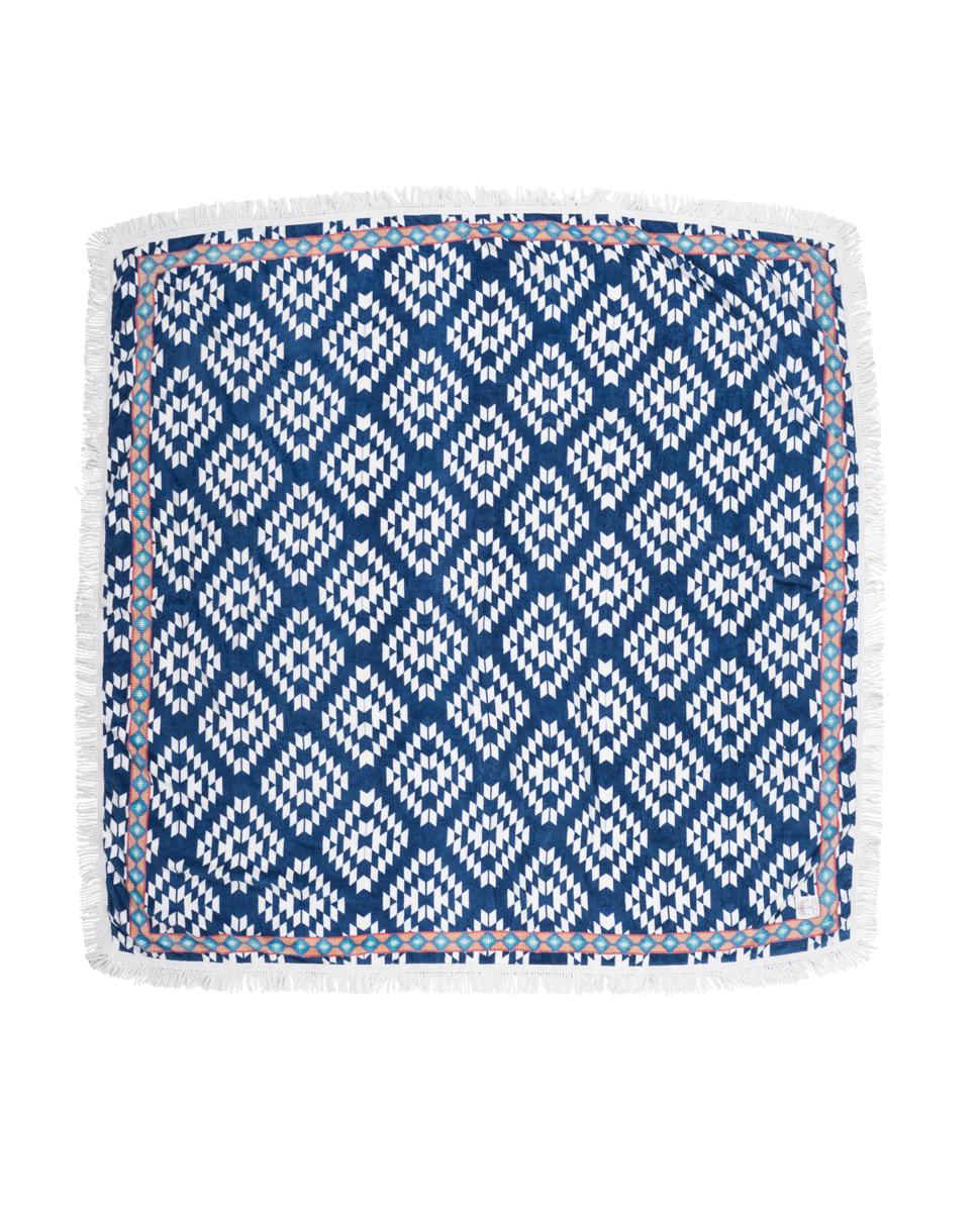 Del Sol Square Towel