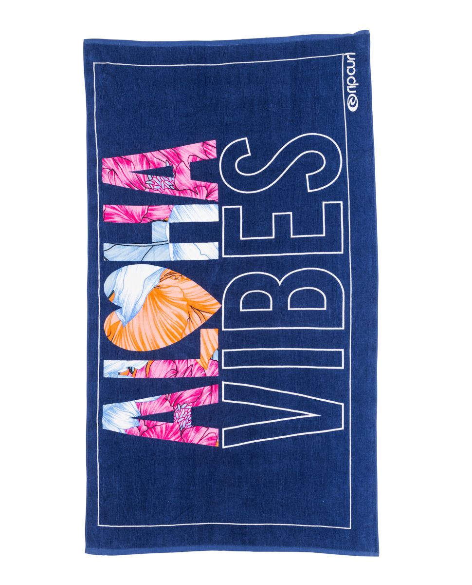 Aloha Vibes Towel