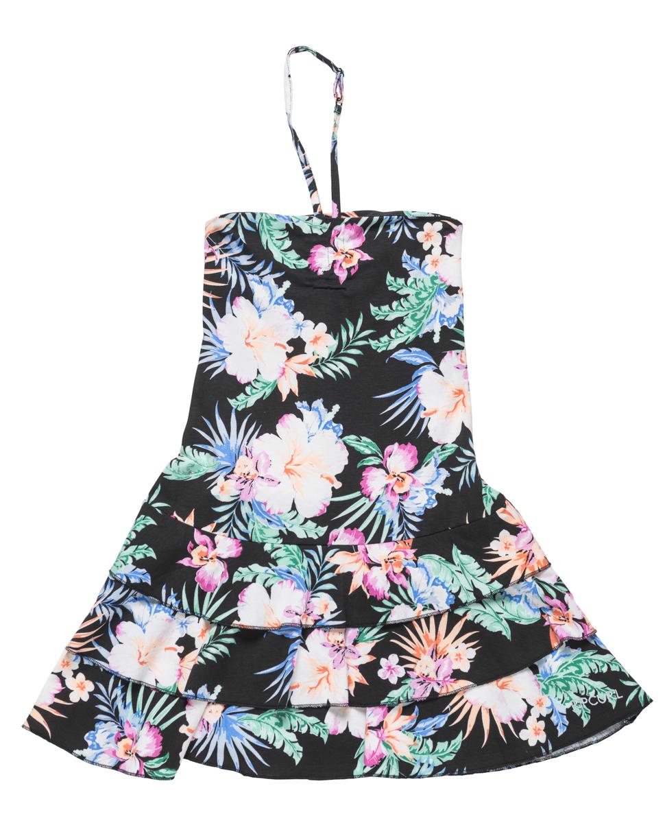 Snow Lotus Dress