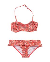 Animal Remix Bandeau Set