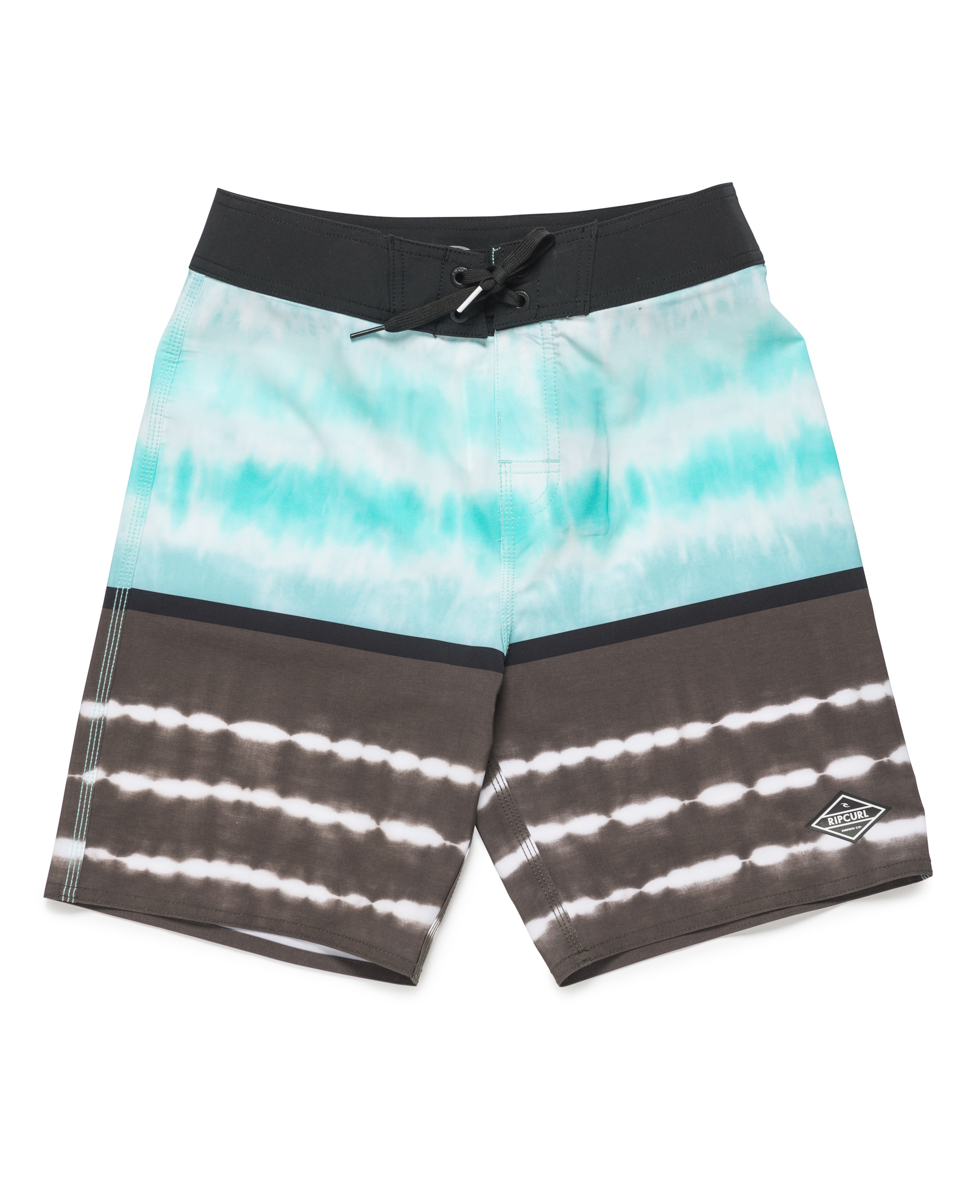 """Combine Tyed And Dyed Stripe 17"""""""" Bs"""