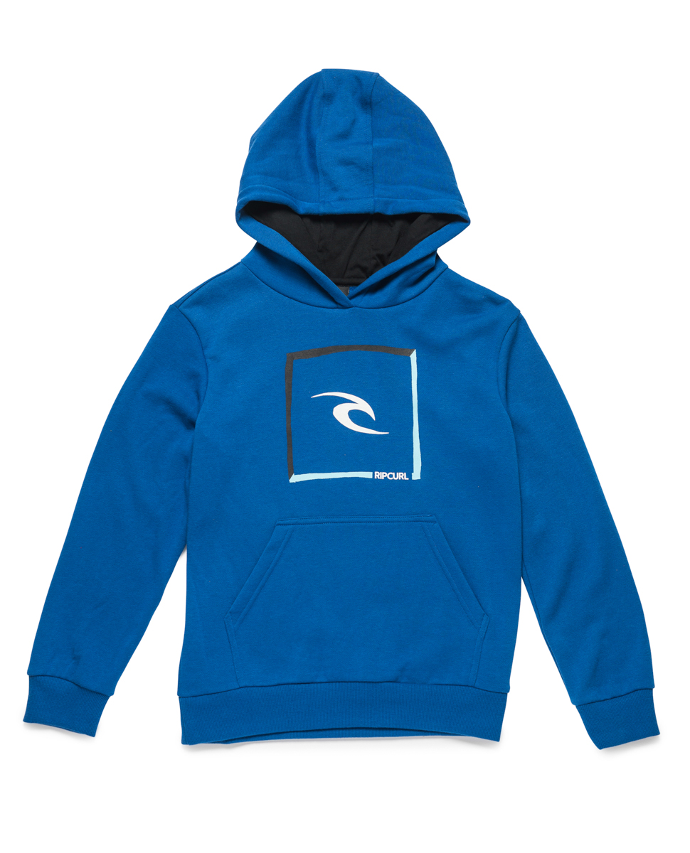 Easy Hooded Fleece