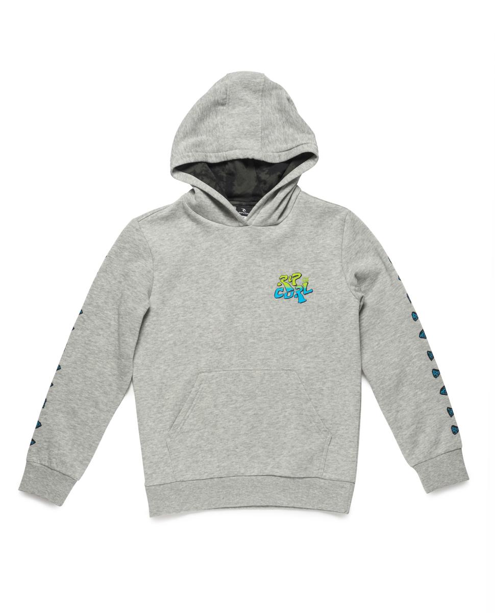 100% Surf Hooded Fleece