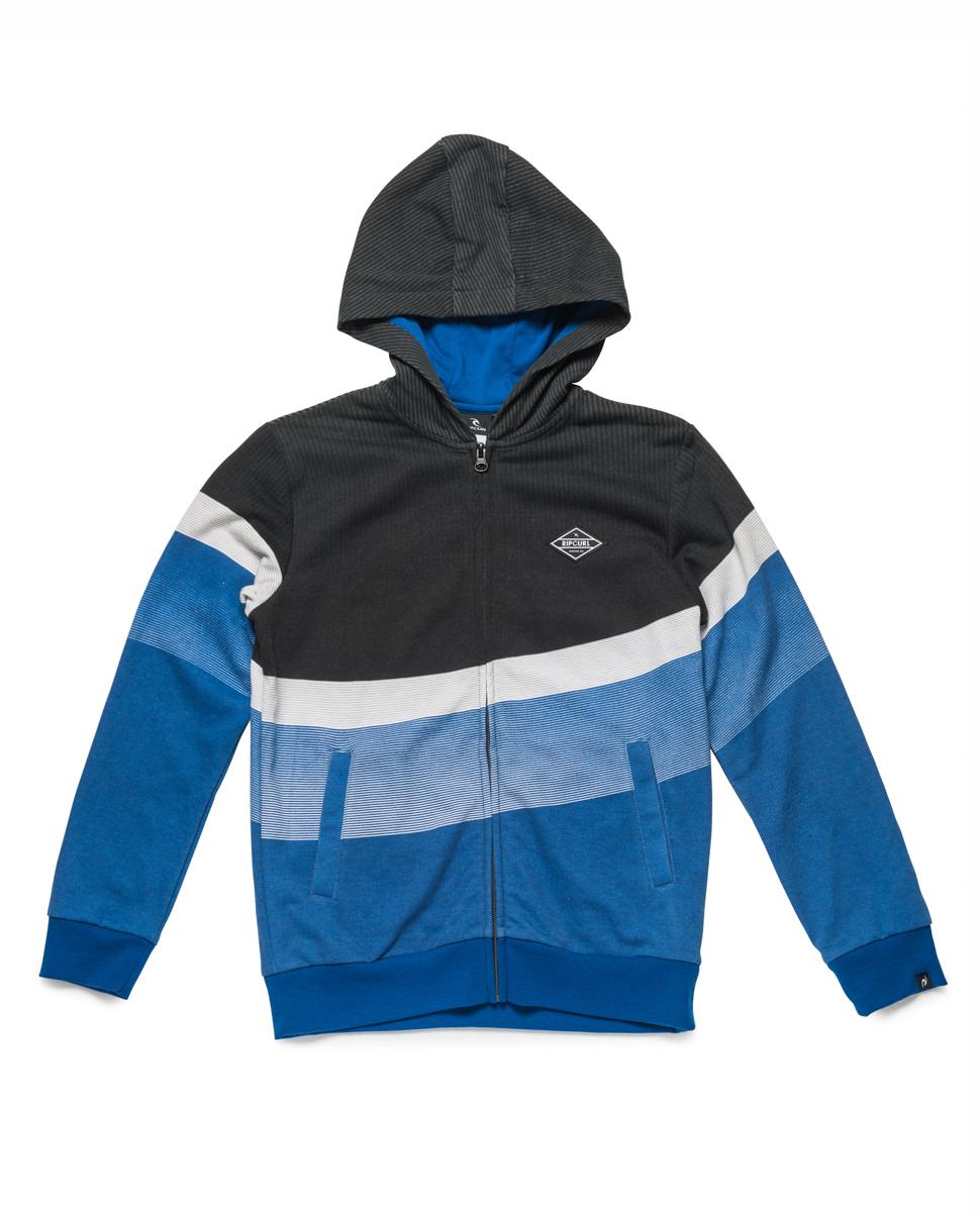 Floater Hooded Zip Fleece