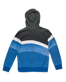 Floater Hooded Zip Fleece