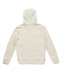 Authentic Hooded Zip Fleece