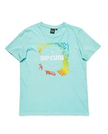 Color Flower Ss Tee
