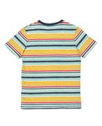 Striped Ss Tee