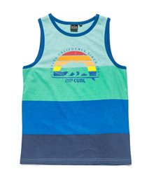Striped Nation Tank Tee