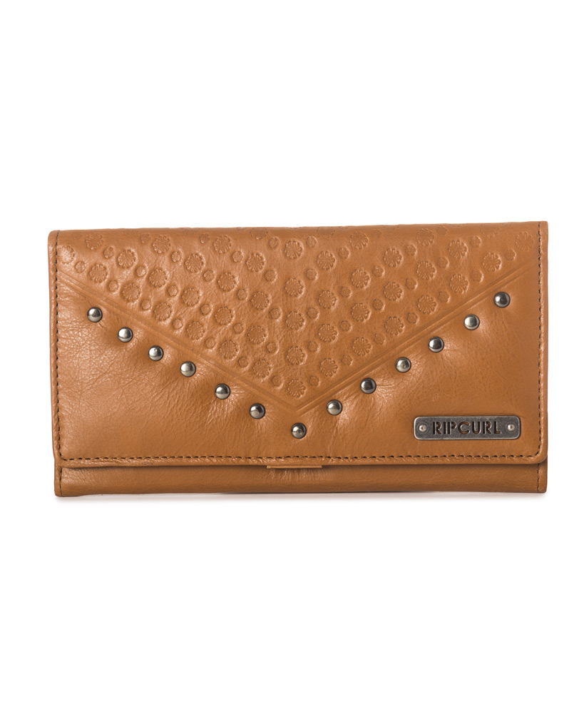 Cove Rfid Leather Wallet