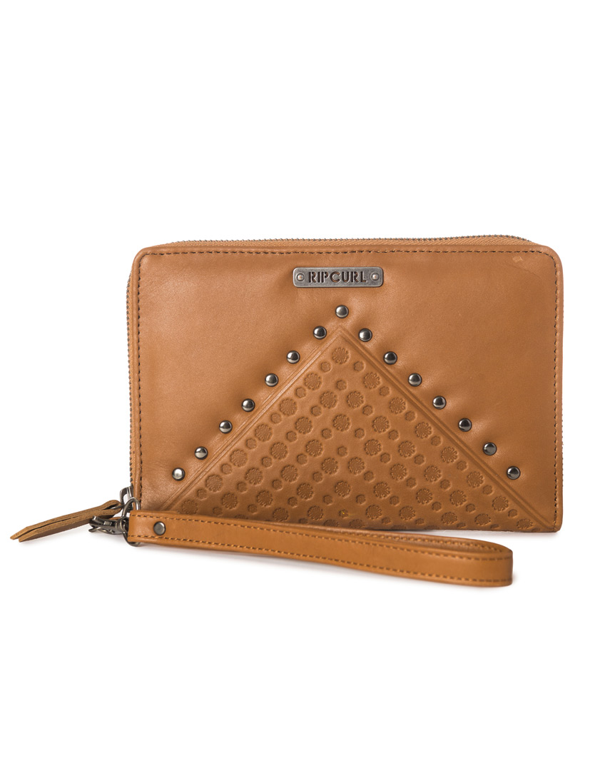 Cove Rfid O/S Leather Wlt