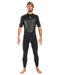 Omega 2/2 BackZip Short Sleeve