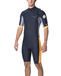 Aggrolite 2/2 Ches tZip - Wetsuit