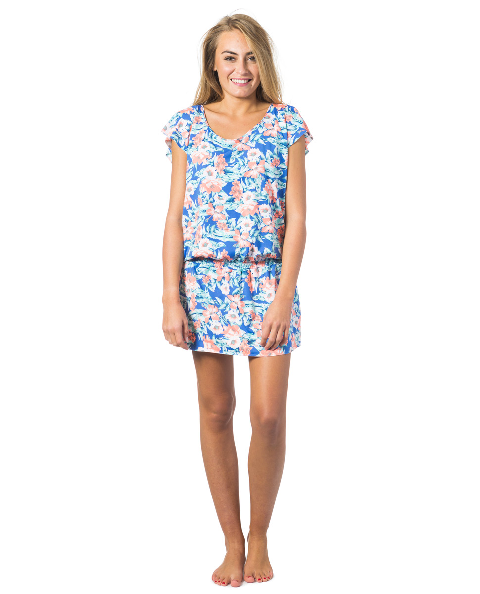 Mia Flores Dress