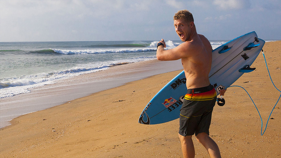 Mick Fanning Interview: On Finding That Insane Right